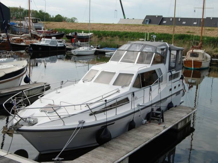 Holland boat Atlantic 37