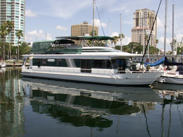 MONTICELLO River Cruiser