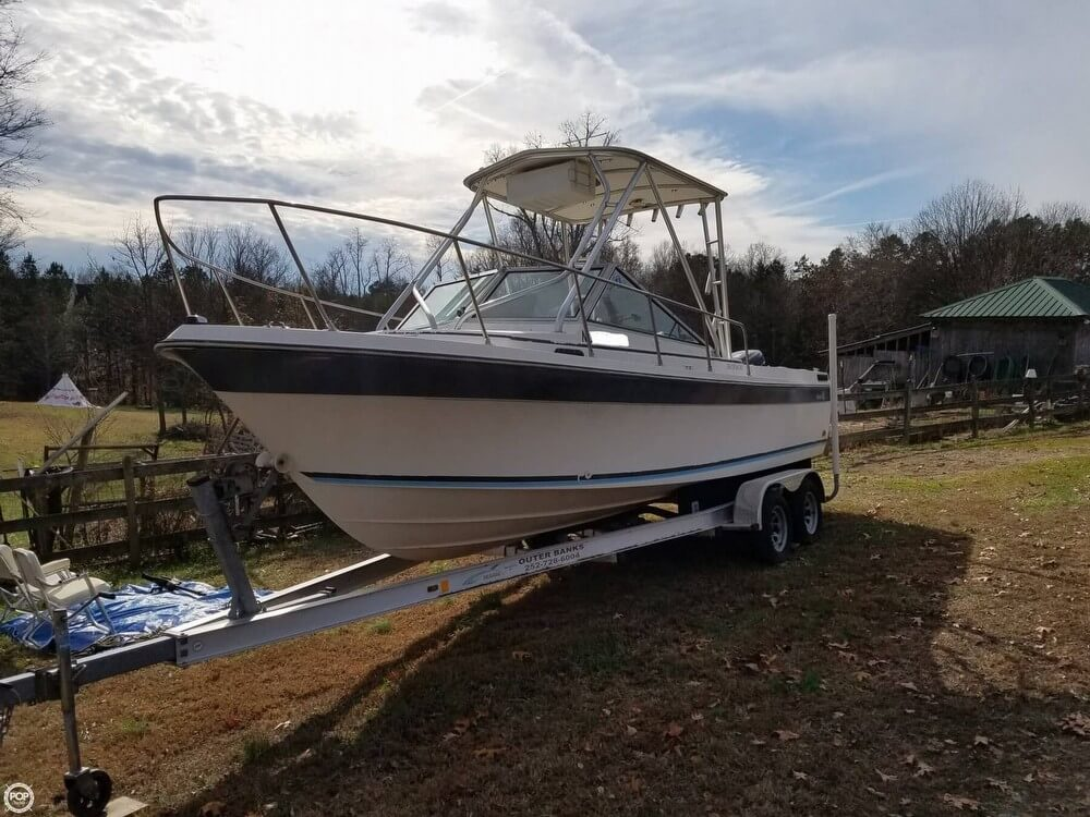 Wellcraft 248 Offshore 1984 Wellcraft 248 Offshore for sale in Clemmons, NC