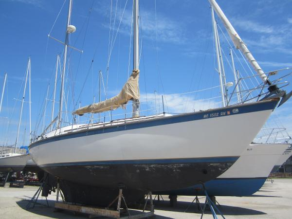 Endeavour 37 Ketch