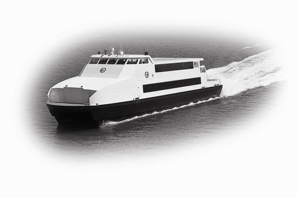 Derecktor 41 Meter High Speed Catamaran