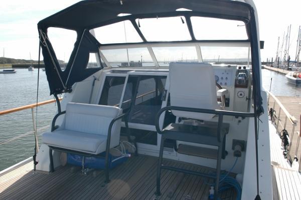 Talisman 49 - cockpit