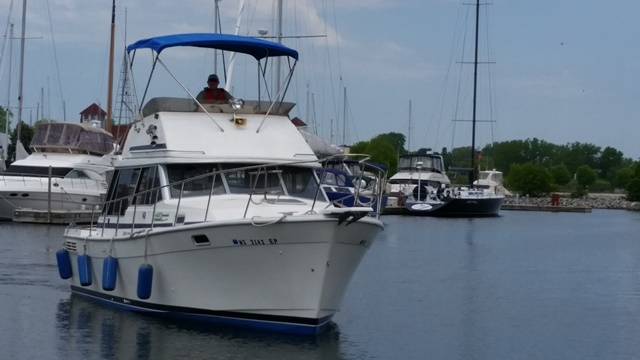 Bayliner 3218MY