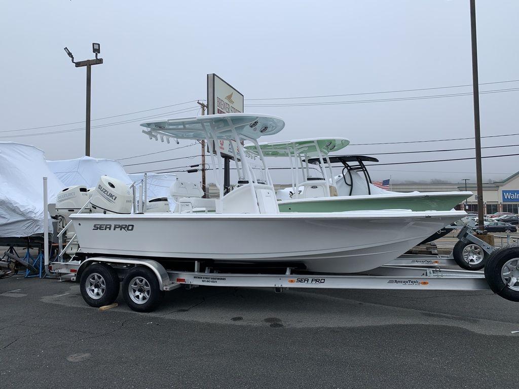 Sea Pro 208