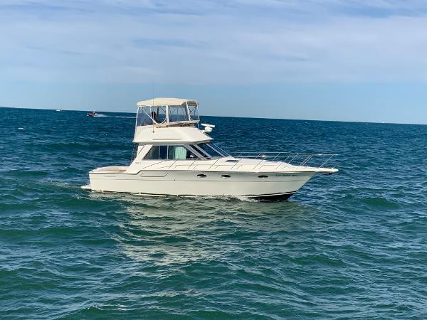 Tiara Yachts convertible