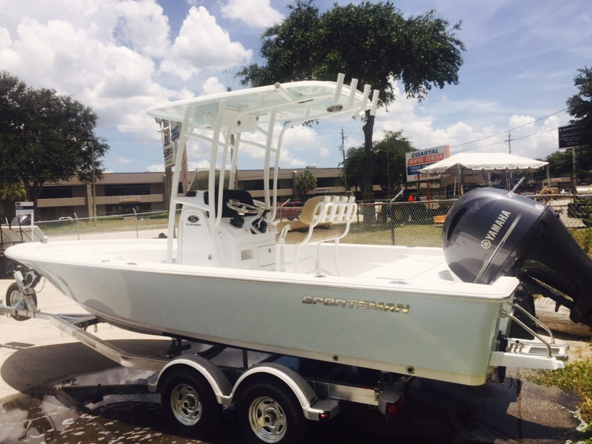Sportsman Boats 227 MASTERS