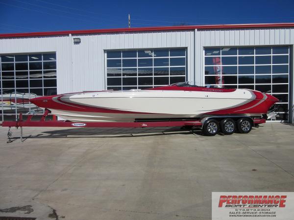 Eliminator Boats 380 Eagle