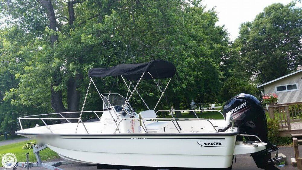 Boston Whaler 190 Montauk 2016 Boston Whaler 190 Montauk for sale in Stevensville, MD