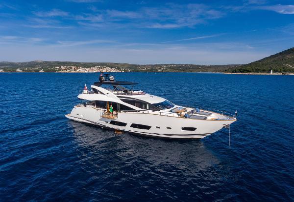 Sunseeker 28 Metre Yacht Sunseeker 28m Yacht
