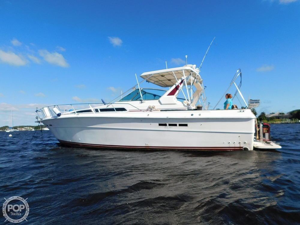 Sea Ray 390 Express Cruiser 1985 Sea Ray 390 for sale in Stuart, FL