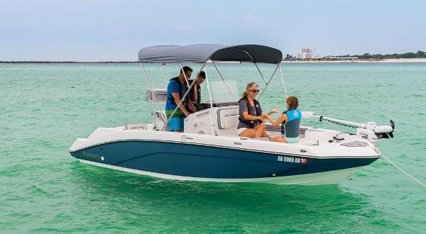 Yamaha Boats 190 FSH DLX