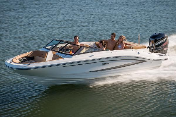 Sea Ray 21 SPX OB Manufacturer Provided Image