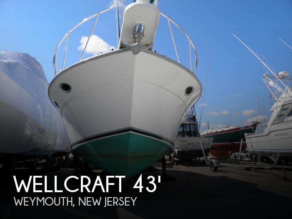 Wellcraft Portofino 4350 1994 Wellcraft Portofino 4300 for sale in Egg Harbor Twp., NJ