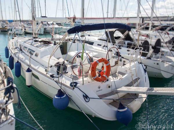 Jeanneau Sun Odyssey 42i - 42 i Abayachting Jeanneau Sun Odyssey 42i 1