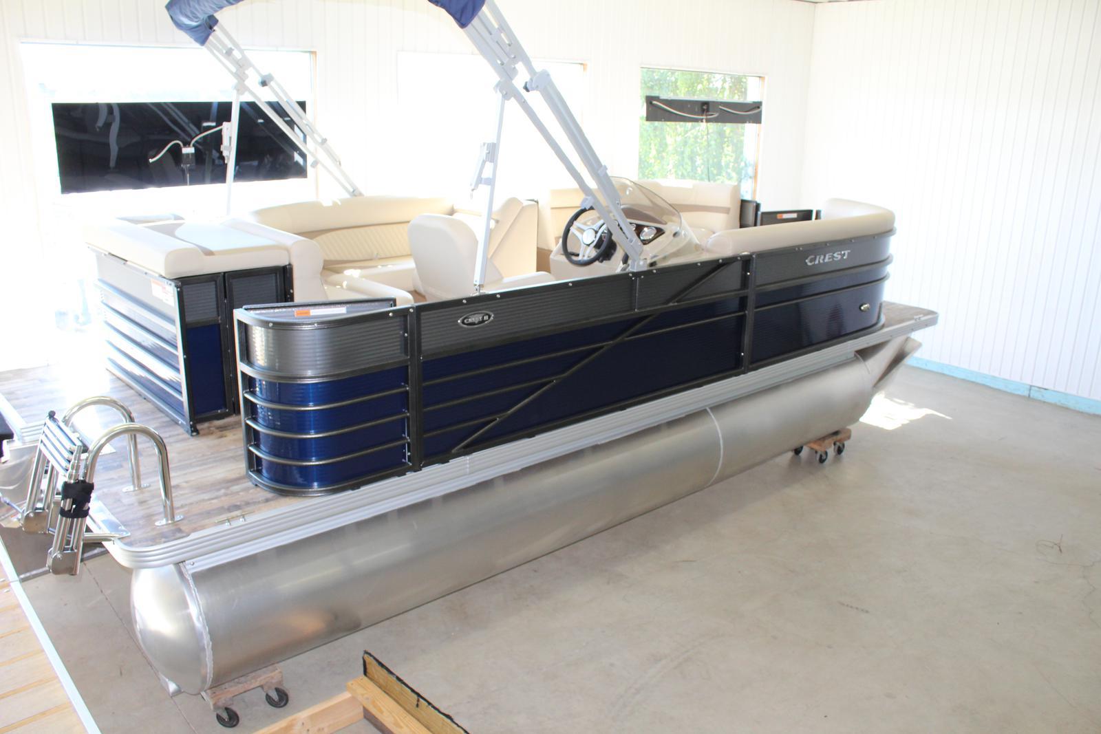 Crest Pontoon Boats Crest II 210 L