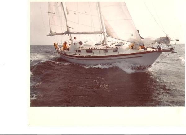 Mariner Ketch 36