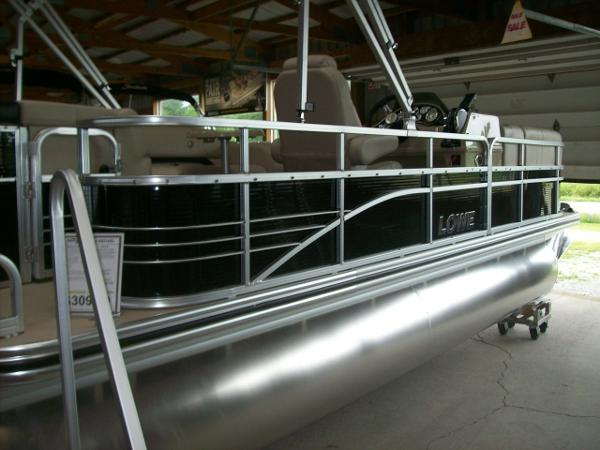 Lowe SS 210 XL Triple tube pkg.