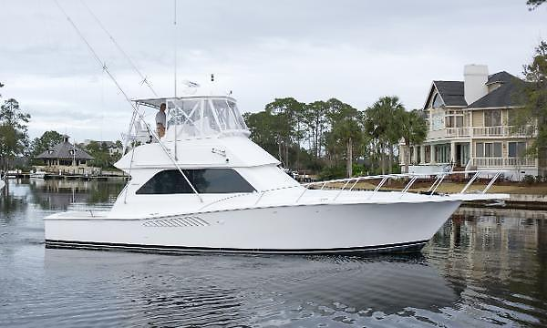 Viking 43 Convertible