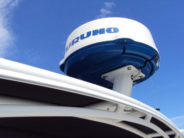 Furuno Radar Dome New 2012
