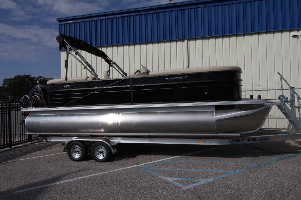 Crest Pontoon Boats 230 SLC