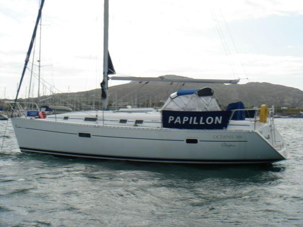Beneteau Oceanis Clipper 361 Photo 1
