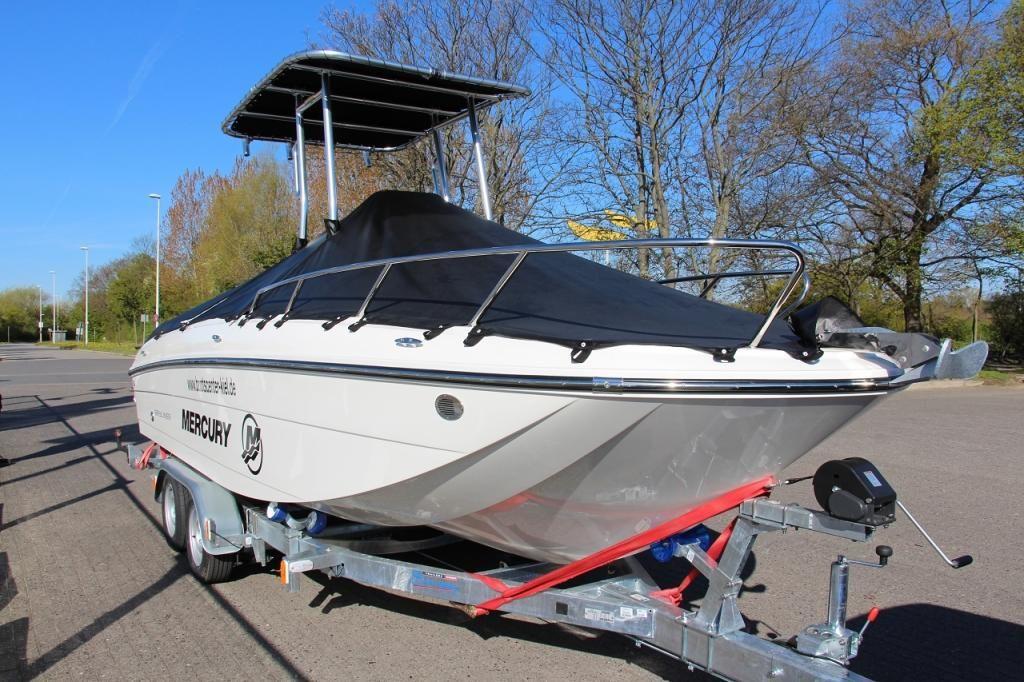 Bayliner Element CC 7 Center Console  150 PS Gebrauchtboot