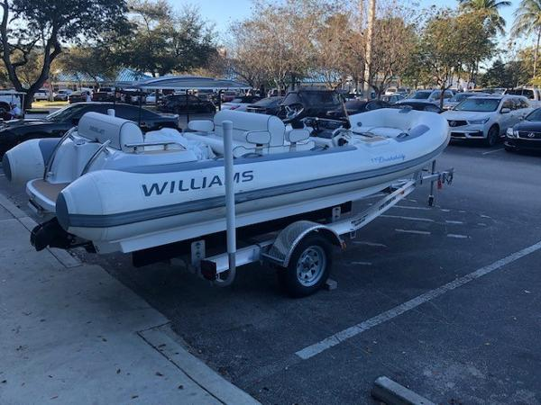 Williams Jet Tenders 505 Dieseljet