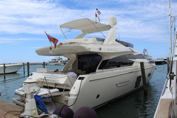 Ferretti Yachts 720 72' Ferretti Yachts 2012
