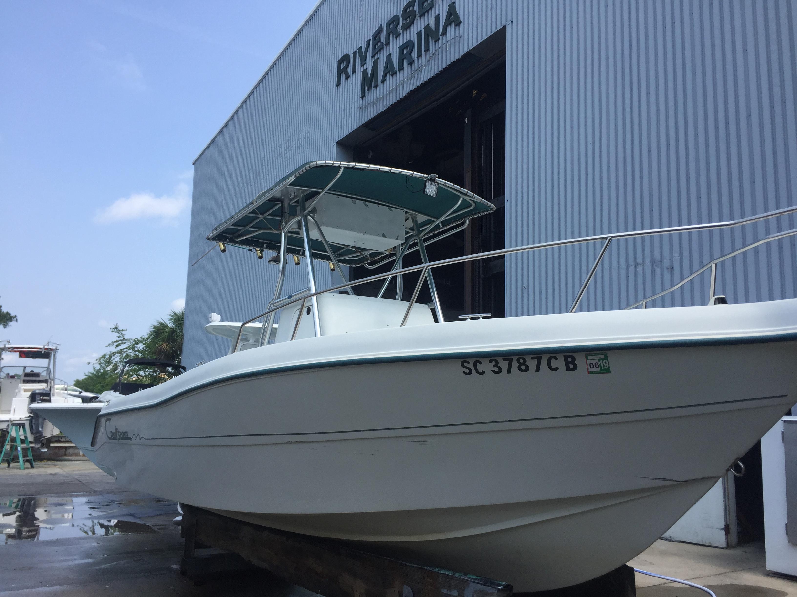 Pro Sport Boats 2550