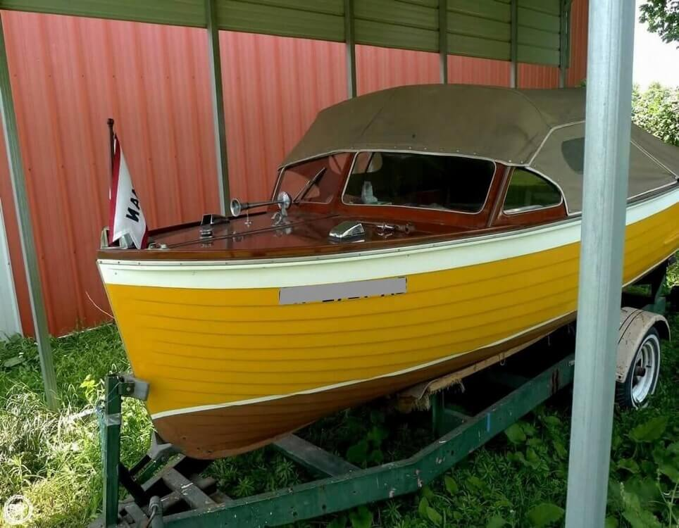 Lyman Islander 1952 Lyman Islander for sale in Prospect, OH