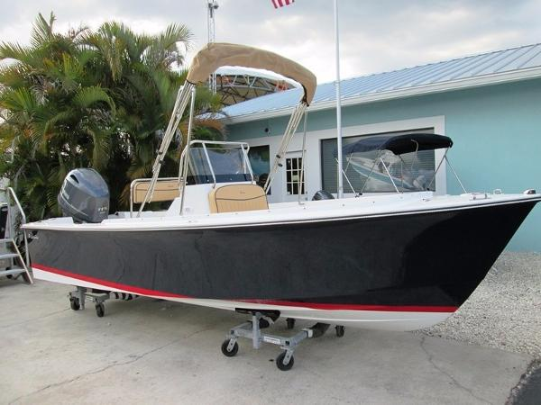 Rossiter 17 Center Console