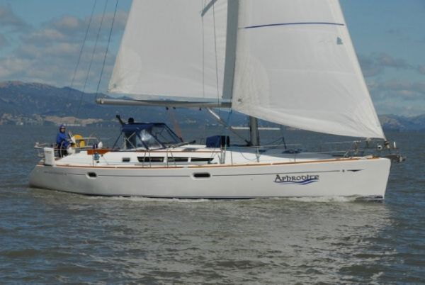 Jeanneau 45SO Powerful Phillipe Briand Designed Hull