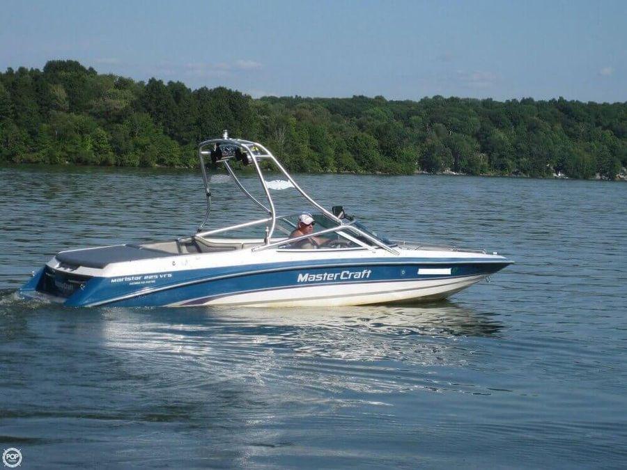 1994 Mastercraft Maristar VRS 225, Plymouth Connecticut - boats.com