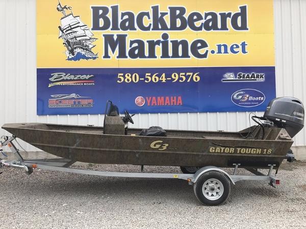 G3 Boats Gator Tough 18 CCJ
