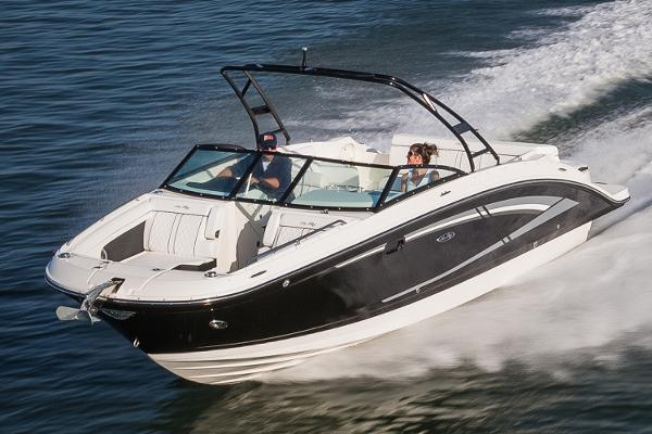Sea Ray SDX 270 Manufacturer Provided Image: Manufacturer Provided Image