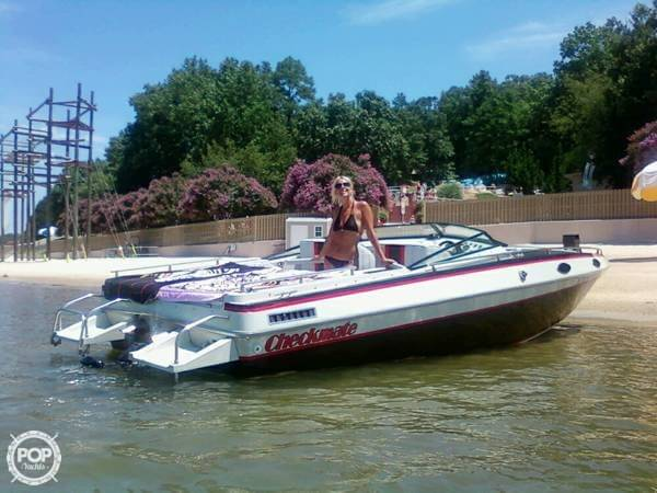Checkmate Boats Inc 25 Convincer GTX 1989 Checkmate 25 Convincer GTX for sale in Paris, OH