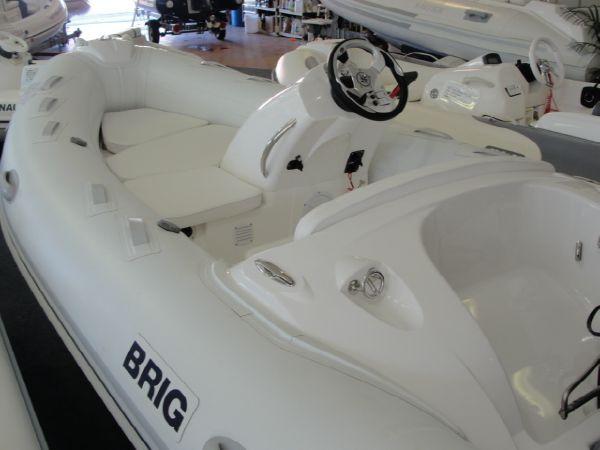 2012 Brig Eagle 380