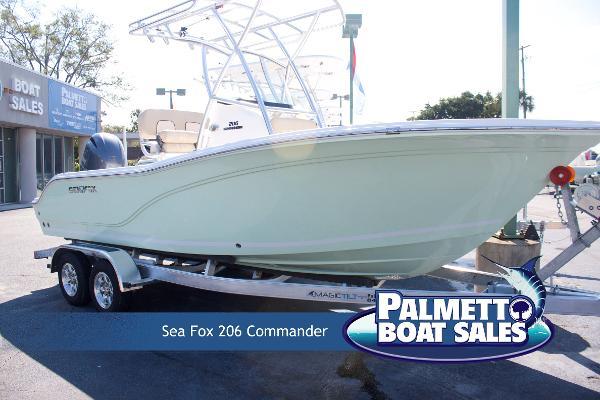 Sea Fox 206 Commander