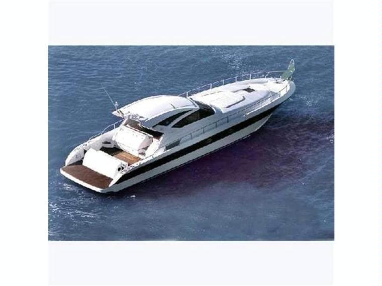 Cayman Yachts Cant. del Tirreno Cayman 58 HT