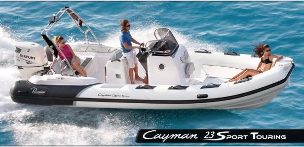 Ranieri CAYMAN 23 Sport Touring