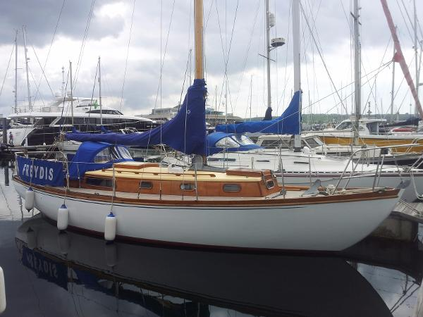 Buchanan Viking sloop Buchanan Viking sloop