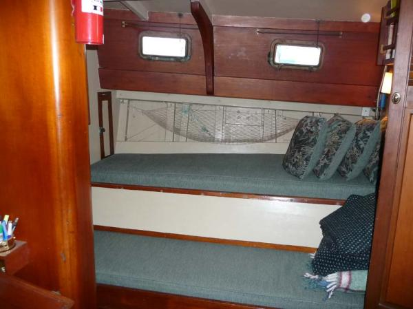 Midship Guest cabin- Starboard
