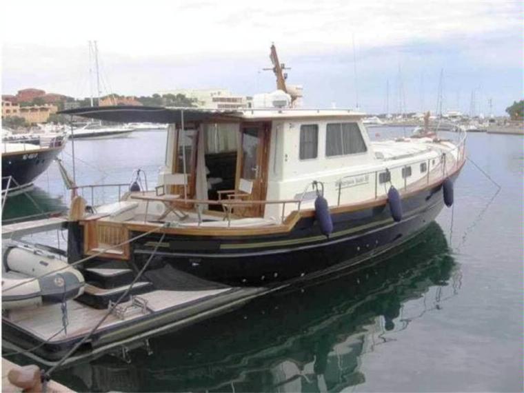 Menorquin Astilleros menorca Menorquin 160