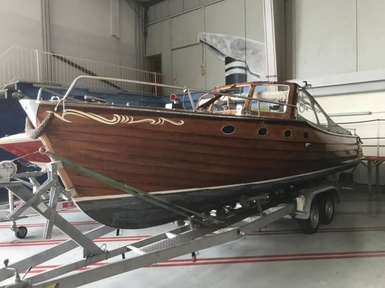 Storebro Storebro Solo 25 Ruff Raritat Motorboot