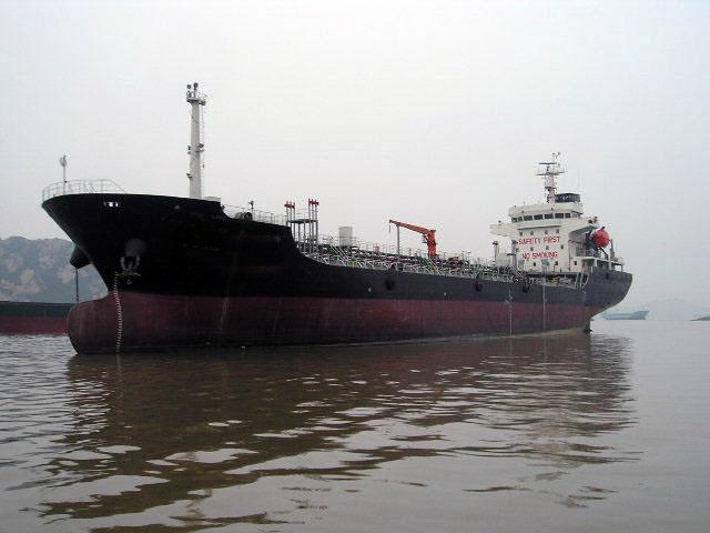 Custom Tanker
