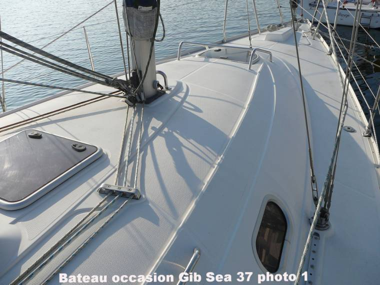 Dufour Yachts Gib Sea 37