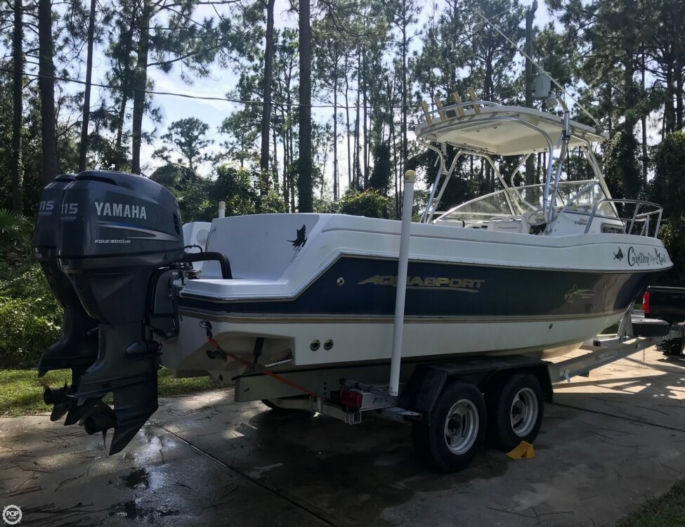 Aquasport 250 Explorer 2003 Aquasport 250 Explorer for sale in Palm Coast, FL