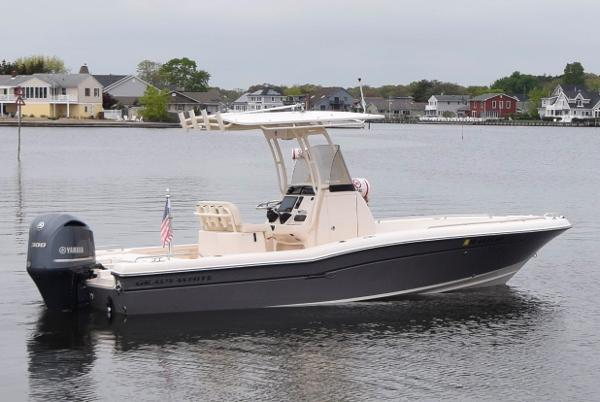 Grady-White 251 Coastal Explorer 2016 Grady White 251 Coastal Explorer