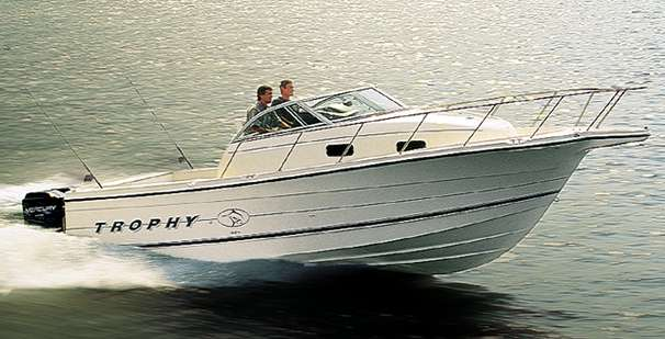 Bayliner 2802 Trophy Manufacturer Provided Image