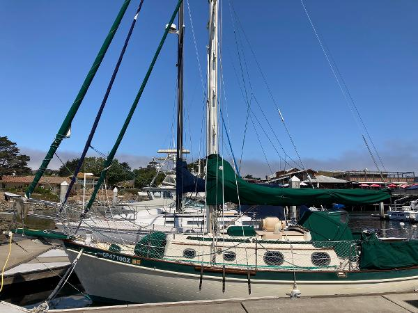 Pacific Seacraft Orion 27' Auxiliary Cutter